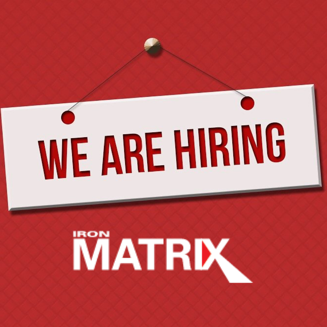WE ARE HIRING … PERSONAL TRAINERS !!!